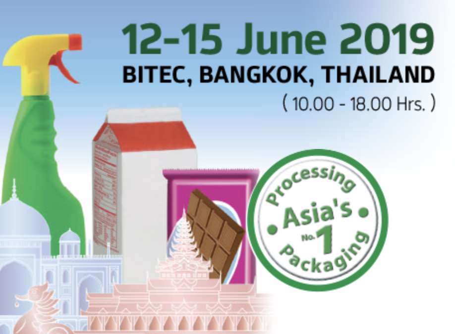 ProPak Asia 2019 – Asia's Number One